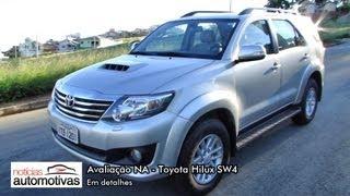 Toyota Hilux SW4 Detalhes NoticiasAutomotivas.com.br