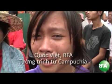 Cưỡng chế bằng bạo lực tại Phnom Penh