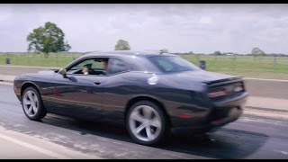 The Build Part III: How To Launch A Dodge Challenger R/T. Drive Youtube Channel.