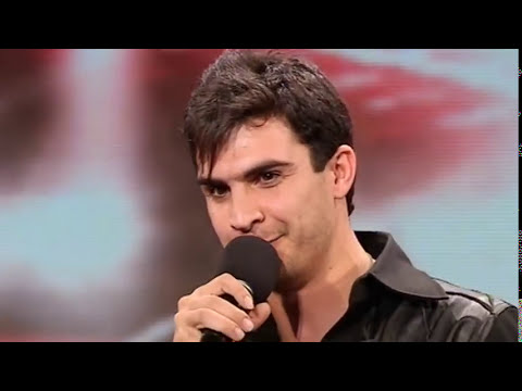 The X Factor 2009 - Behrouz Ghaemi - Auditions 2 (itv.com/xfactor)