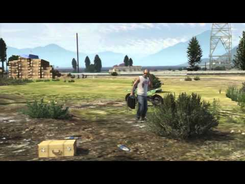 GTA 5 Walkthrough Part 34: Caida Libre