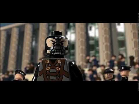 The Dark Knight Rises Trailer 3: IN LEGO