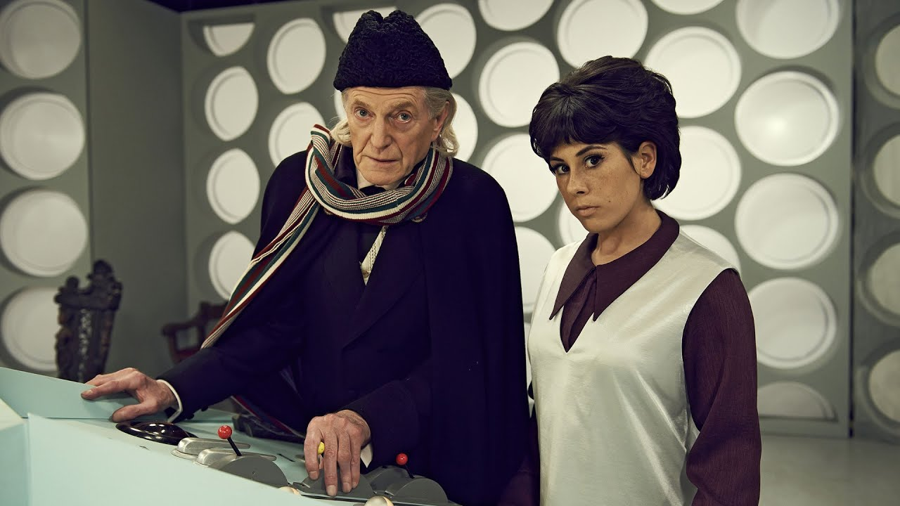 A photo of An Adventure in Space and Time: The Trailer - Doctor Who 50th Anniversary - BBC Two
