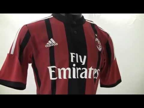 adidas AC Milan Fotballdrakt 2014/15 Hjemme
