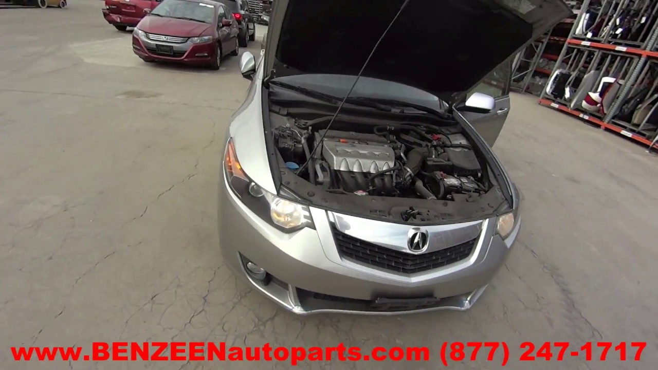 parting out 2009 acura tsx stock 7101bl tls auto recycling rh tlsautorecycling com 2009 Acura TSX Review 2009 Acura TSX Specs