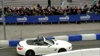S�rie especial do Mercedes SL63 foram customizados por Lewis Hamilton e Nico Rosberg