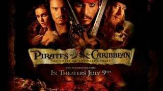 Pirates Of The Caribbean Soundtrack 15 He's A Pirate