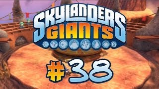 Let's Play Skylanders: Giants #38 - Schluss mit lustig! [blind!] [FULL-HD]