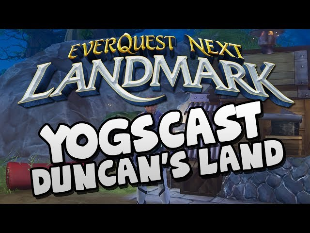 EVERQUEST LANDMARK - Duncan's House!