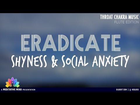 THROAT CHAKRA HEALING MUSIC | Indian Flute Music for Chakra Meditation | Music for Chakra Healing