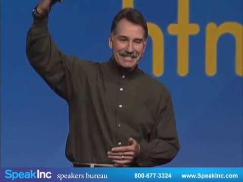 Keynote Speaker: Dr. Kevin Freiberg • Presented by SpeakInc • 2013 Demo