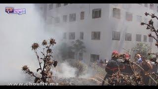 بالفيديو.. كازا تحترق |