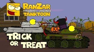 Tanktoon - Halloween
