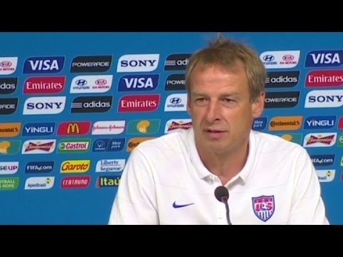 Klinsmann: Germany vs. U.S. game will be 'massive'