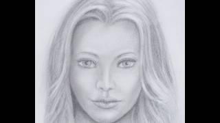 Dibujar una cara realista: cómo dibujar un rostro