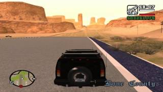 Terror No GTA San Andreas Mod Misterix 2 Demônios