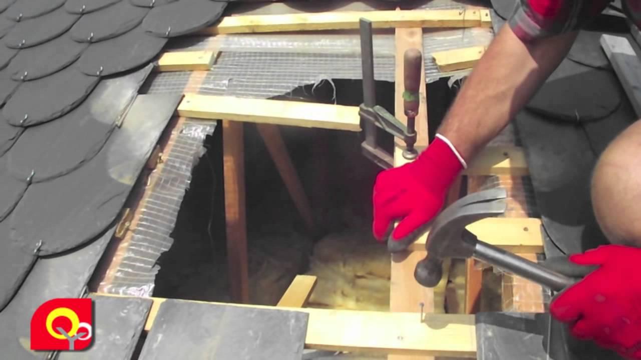 Installation Sortie de toiture Po u00ealeà bois YouTube # Instalation Poele A Bois