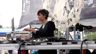 VIDEO: Magda at Detroit Electronic Music Festival