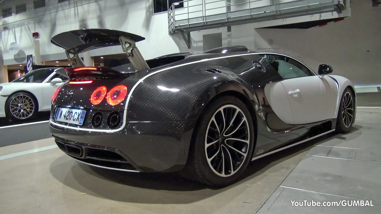 3 5 million bugatti veyron 16 4 mansory vivere start up driving sound youtube. Black Bedroom Furniture Sets. Home Design Ideas