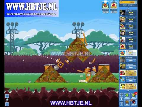 Angry Birds Friends Tournament Level 2 Week 113 (tournament 2) no power-ups