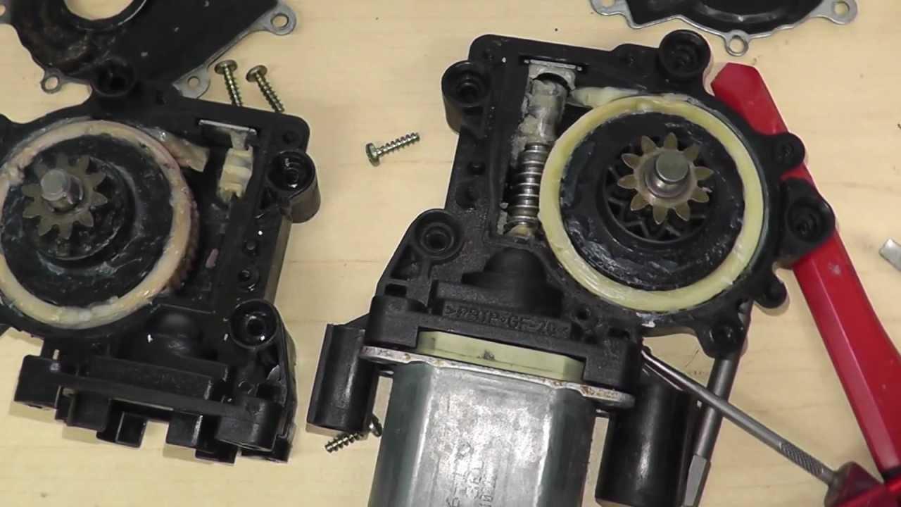 E36 okien strana 2 for How to fix car window motor