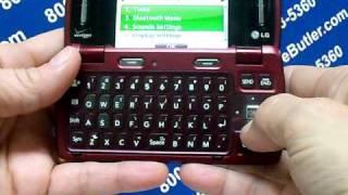 LG VX9200 Erase Cell Phone Info Delete Data Master