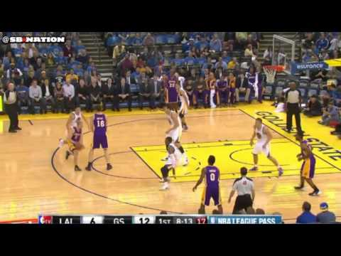 Pau Gasol, Los Angeles Lakers mid-range jumper