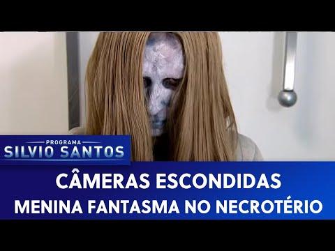 O Necrotério – Silvio Santos – SBT