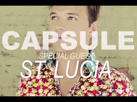 Capsule 4: Jean-Philip Grobler of St. Lucia Interview 2014