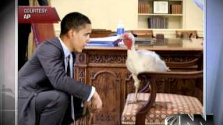 Obama: Justifications for Turkey Pardon