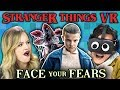 STRANGER THINGS VR Face Your Fears React Gaming