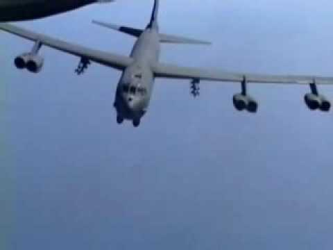 b 52 carpet bombing  52 Dropping Lots & Lots
