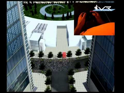 Riot in the City, Multi-Agent Simulation Framework - 2005