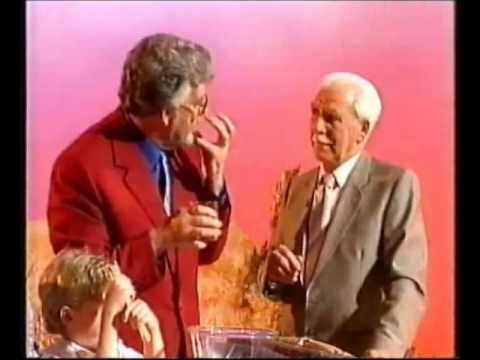 Rolf Harris Appears on Jim'll Fix It (BBC 1993)