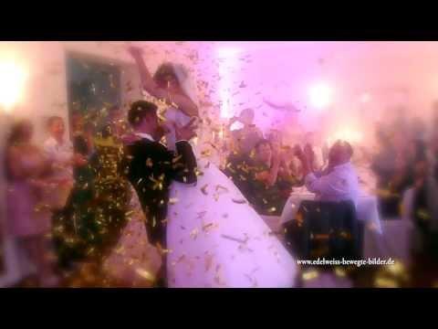 Beispiel: Hochzeiten feiern in Schloss Blumenthal, Video: Schloss Blumenthal.