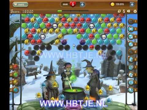Bubble Witch Saga level 145