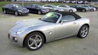 Review: 2007 Pontiac Solstice GXP videos