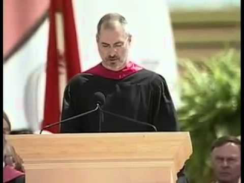Steve Jobs Stanford Commencement Speech 2005 -dGVhQ3l1QqM
