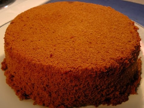 Microwave Eggless Chocolate Cake (Whip up in just 5 minutes!), Eggless cake prepared in microwave.