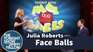 Julia Roberts Slow Motion Balls to the Face