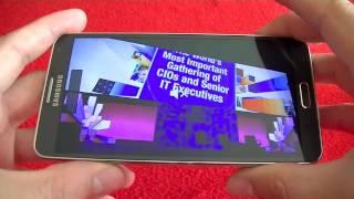 Samsung Galaxy Note 3 Review: Características Y Funciones