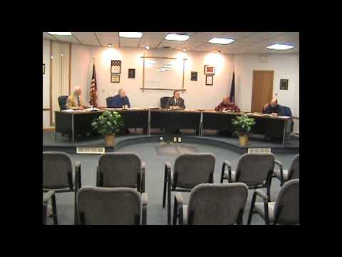 Rouses Point Village Board Meeting 1-18-11
