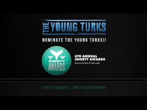How To Nominate The Young Turks For A Shorty Award