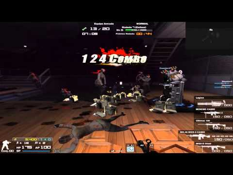 Chasing 269 Combos em Dead Water CA BR