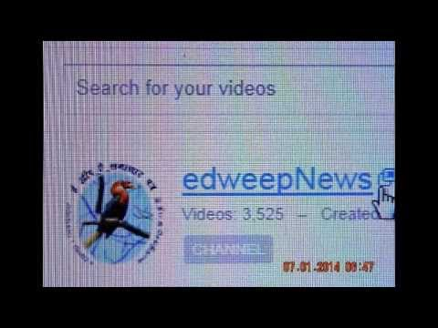 SlideshoW-edweep_i_newspaper(iNDiA)7Jan'14newsThankingMediaSislandsmobilepress