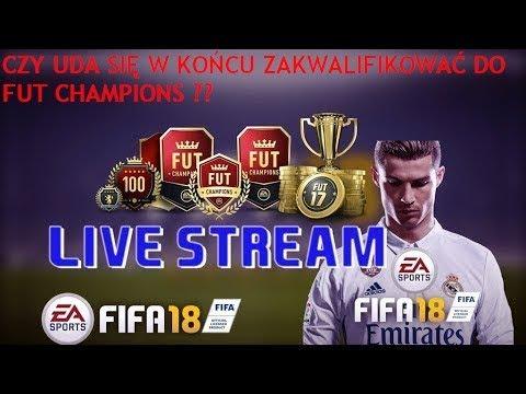 [PC] FIFA 18 CZY UDA SIE ZAKWALIFIKOWAĆ DO FUT CHAMPIONS??