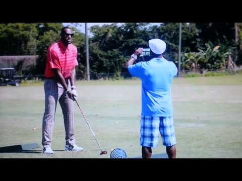 LeBron James Kevin Hart Golf Commercial