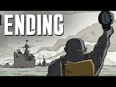 Valiant Hearts ENDING Walkthrough Part 15