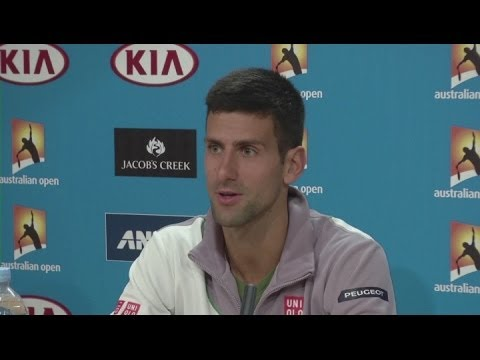 Djokovic excited by Becker partnership [AMBIENT]