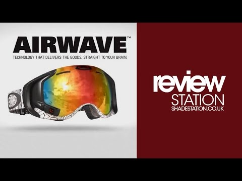 NEW Oakley Airwave 1.5 Goggles Review | Shade Station